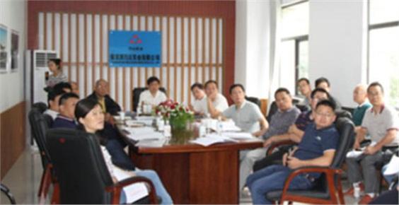 刘绍建一行调研双联企业张家界大奖娱乐PTPT9实业有限公司